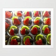 Sweet Tarts Art Print