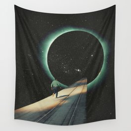 Escaping into the Void Wall Tapestry