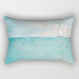 Boat (variation) Rectangular Pillow