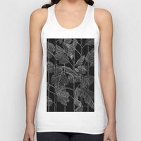 palms Tank Tops featuring Palms by Robert Høyem