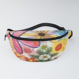 Wilder than Wildflowers Fanny Pack