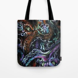 OctoBattle Tote Bag