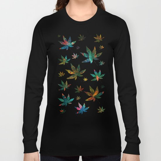 Chasing Leaves Long Sleeve T-shirt