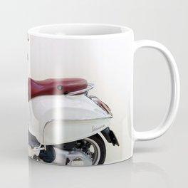 Vespa Motorbike Coffee Mug