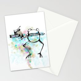 aah - cs140 Stationery Cards