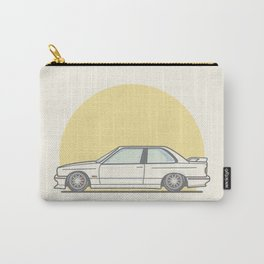 BMW E30 M3 Vector Illustration Carry-All Pouch