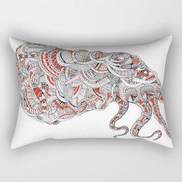 The Kraken Rectangular Pillow