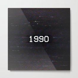 1990 Metal Print