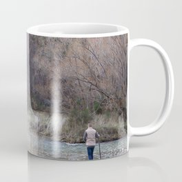 Exploring the Historic Arrowtown During Autumn Coffee Mug