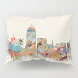 fresno california Pillow Sham