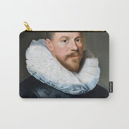 Paulus Moreelse - Portrait of a Middle-Aged Man Carry-All Pouch