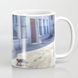 Istanbul Mosque Cat Coffee Mug