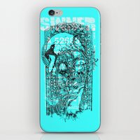 swan iPhone & iPod Skins featuring Swan by Tshirt-Factory