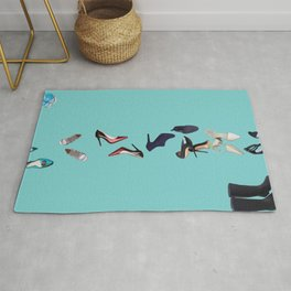 Every May Shoes for May - shoes stories Rug