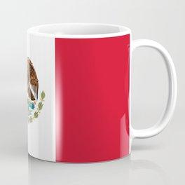 Mexican national flag Coffee Mug