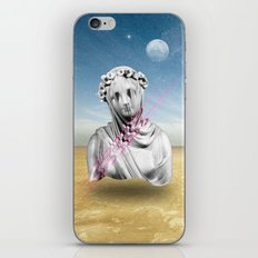 Desert Sculpture iPhone & iPod Skin