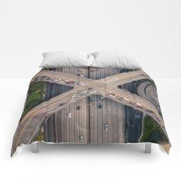 Boren and Pine Comforters