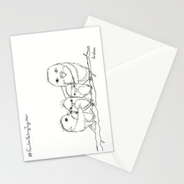Families Belong Together Stationery Cards