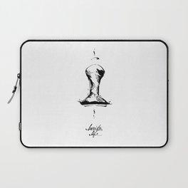 Barista life : Tamper Laptop Sleeve