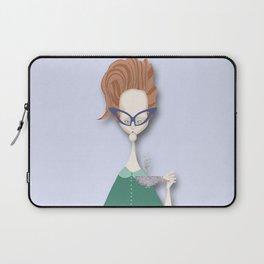 Mrs 5 O'clock Laptop Sleeve
