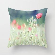 Summerdreaming... Throw Pillow