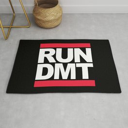 RUN DMT Rug