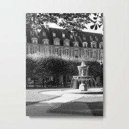 Place des Vosges 2 Metal Print