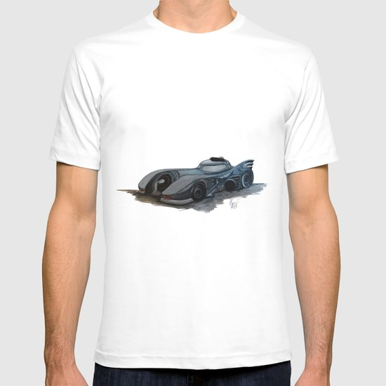 The Batmobile T-shirt