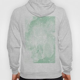 Degrade Abstract Leaves Hoody