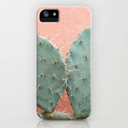 Cactus - Heart - Love - Botanic - Fine Art - Travel photography - Art Print iPhone Case
