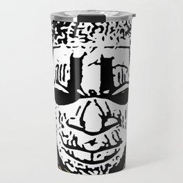 Benin Travel Mug
