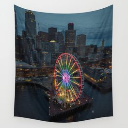The Great Wheel Wall Tapestry