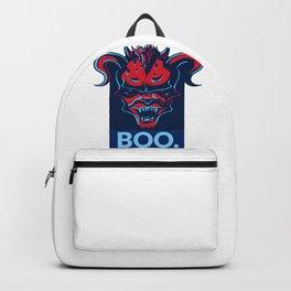 Boo. Demon Backpack