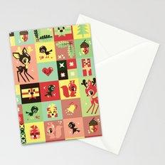 Christmas Geometric Pattern No. 2. Stationery Cards