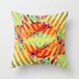 CF II Throw Pillow