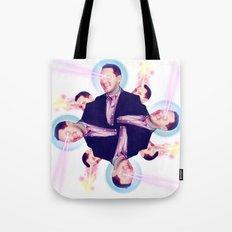 LAZERCORN BOB Tote Bag