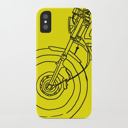 to hell with luck iPhone Case