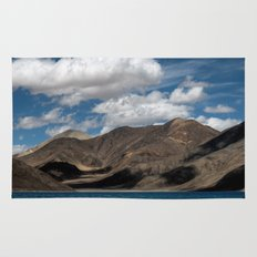 Journey to Pangong Lake Rug