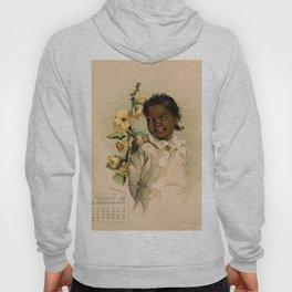 African Girl Maud Humphrey Hoody