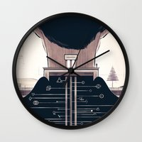 The Space Creator Wall Clock