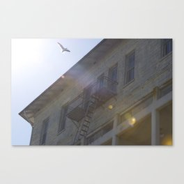 Grace over Alcatraz - San Francisco, CA  Canvas Print