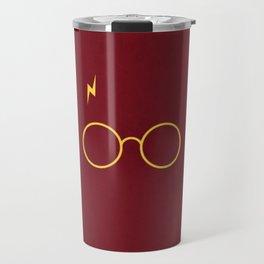 Harry Glasses Travel Mug