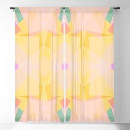 Geometric Shape 01 Blackout Curtain