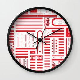 ZYKLOPS Wall Clock