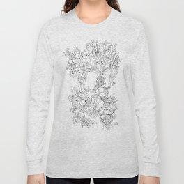 Pasolini`s Garden Long Sleeve T-shirt