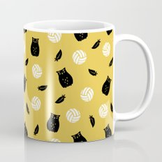 Volley Owls! Mug