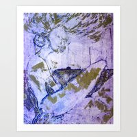 Ethereal Nature VE 8/8 Art Print
