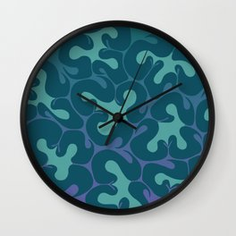 Cluster of Thoughts 2.0 Wall Clock