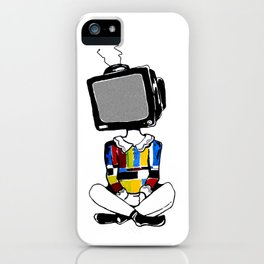 We Don't Believe iPhone Case