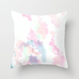 Weekend Paints 1 Throw Pillow